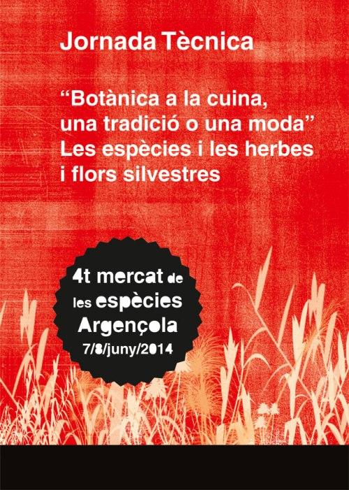 JORNADA-TÈCNICA-MERCAT-DE-LES-ESPÈCIES-D'ARGENÇOLA