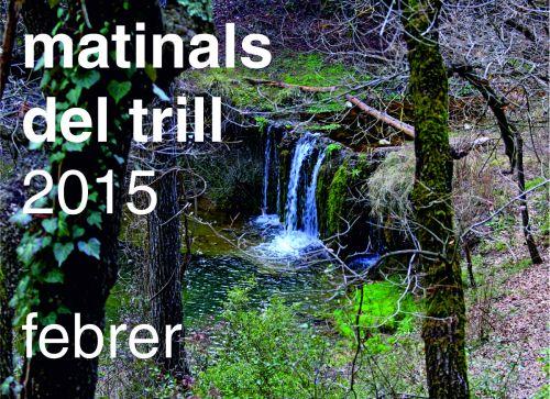 MATINALS DEL TRILL 2015